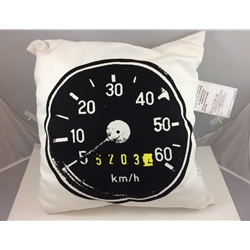 Speedometer Pillow Speedometer Pillow onesize