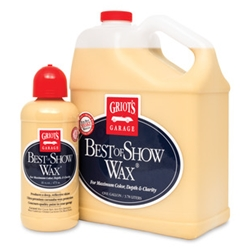 Griot's Best of Show Liquid Wax