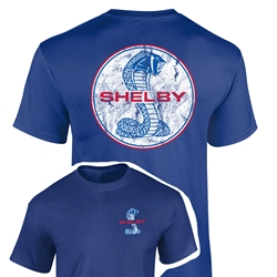 T-Shirt, Shelby Badge & Logo