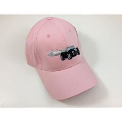 Ladies Pink Hat