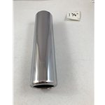Trim Chrome Tail Pipe 1 3/4""