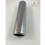 Trim Chrome Tail Pipe 2""