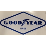 Goodyear Decal
