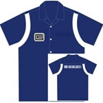 Shelby Pit Crew Replica Button Up Shirt