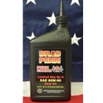 penn grade limited slip gear oil