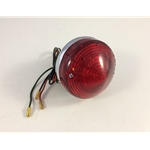 Light Lucas 691 Late 427 Rear Tail Light Round