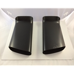 Fiber Glass Front Brake Scoop SC 427 (sold in pairs)